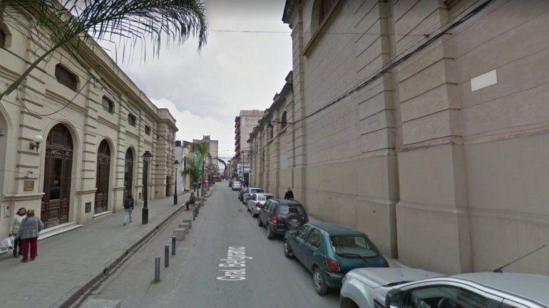 Cortan la calle Belgrano entre Otero y Lavalle por 15 días