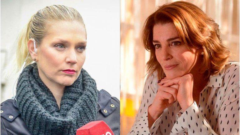 Melina Fleiderman a Débora Pérez Volpin: Nunca jamás voy a dejar de cuidar y mimar a tus cachorros