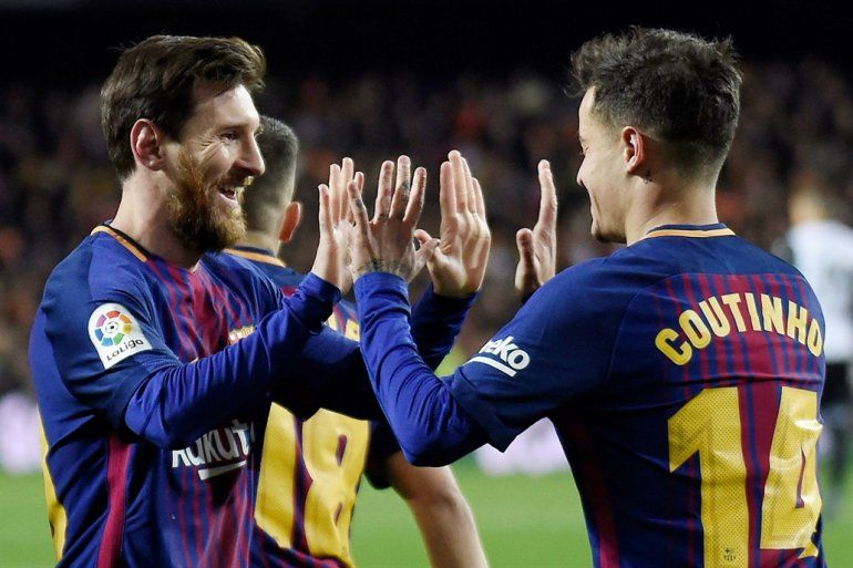 Barcelona, a la final de la Copa del Rey
