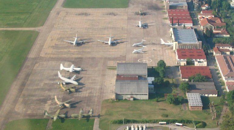 A partir de hoy empieza a operar el aeropuerto de El Palomar con los vuelos de bajo costo