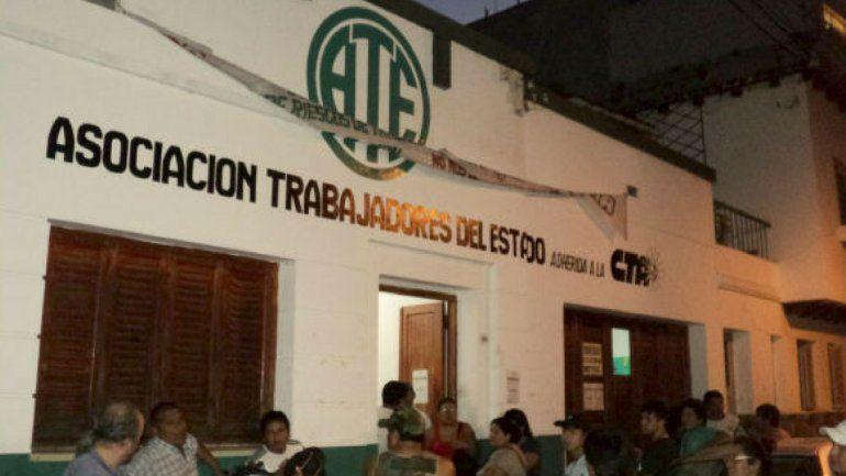 Liberaron al dirigente de ATE implicado en el robo de 200 mil pesos del gremio
