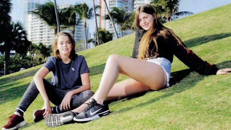 Marta y Felipe, los hijos de Ricardo Fort, dieron su primera entrevista