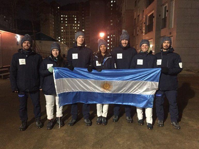 Macri sorprendió con un saludo a los Atletas Olímpicos argentinos en Pyeongchang