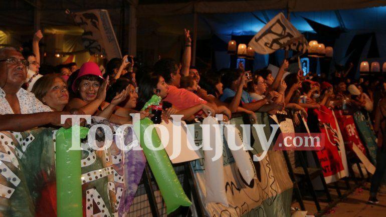 Las mejores fotos de la primera noche del Carnaval de Los Tekis