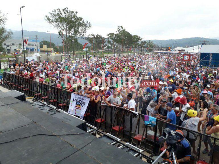 Rotundo éxito: más de 40 mil personas disfrutaron en la Ciudad Cultural