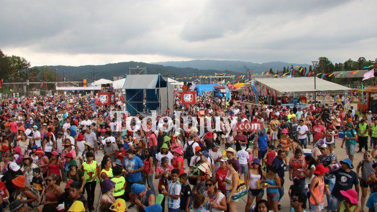 Fiesta en el Carnavalodromo