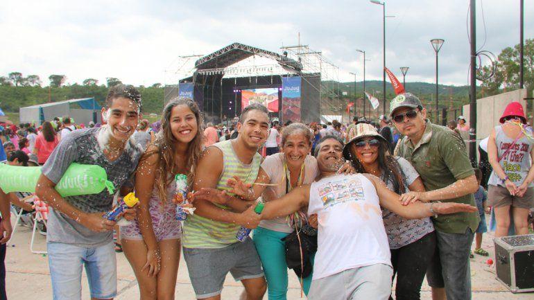 Fiesta en Ciudad Cultural
