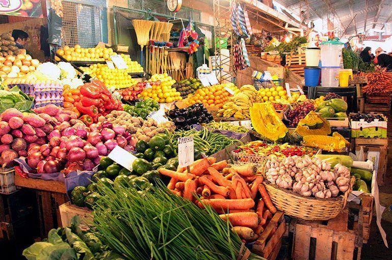 Mercados en la capital