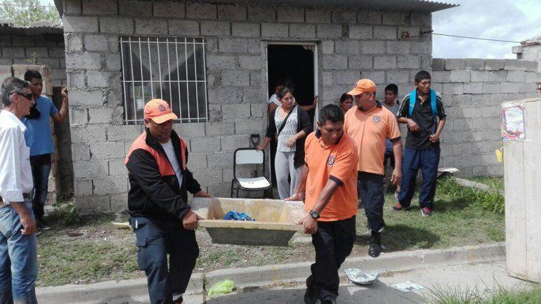 Evacuacion de viviendas