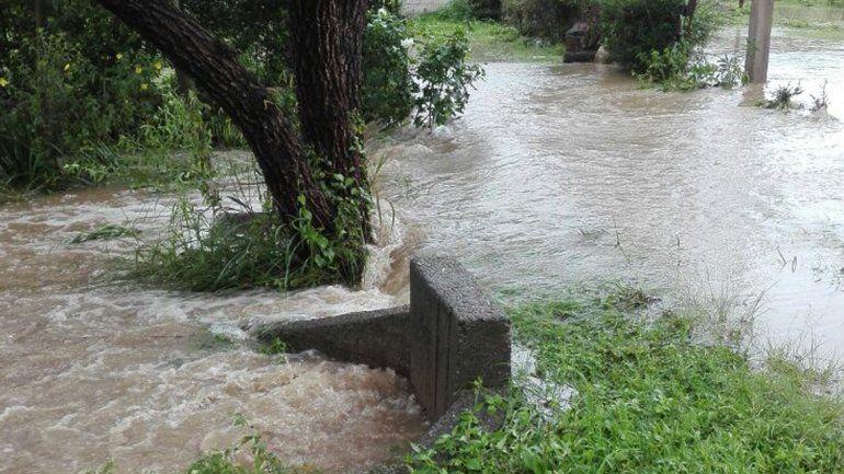 Agua en Lozano