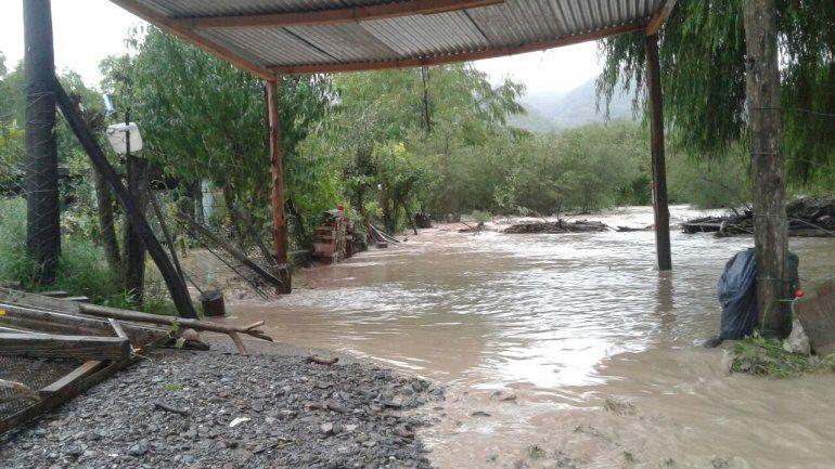 Preocupan las crecidas de los ríos Grande, Yala y el arroyo Varas