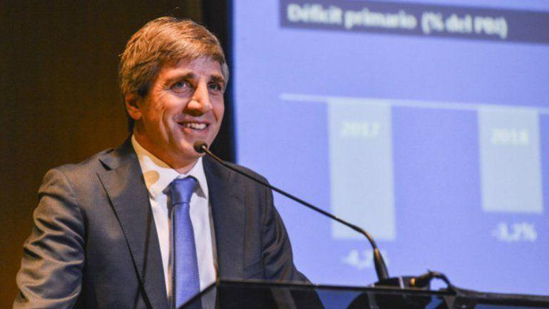 El Frente Renovador exige la renuncia del ministro Caputo por sus vínculos con empresas offshore