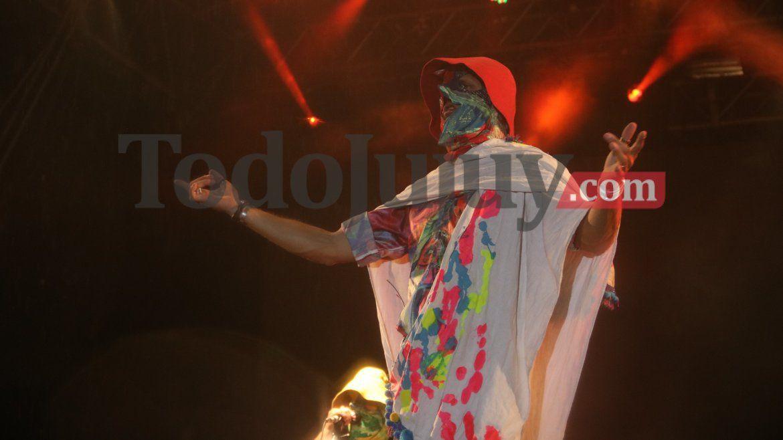 Tercera noche del Carnaval de Los Tekis