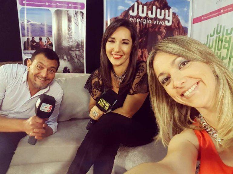 La TV Pública, junto a El Cuatro en la transmisión del show