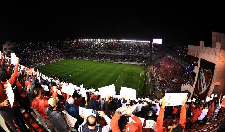 Como local, Independiente buscará la primera ventaja ante Gremio