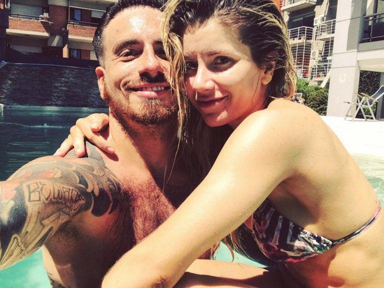 Fin del amor: se separaron Fede Bal y Laurita Fernández