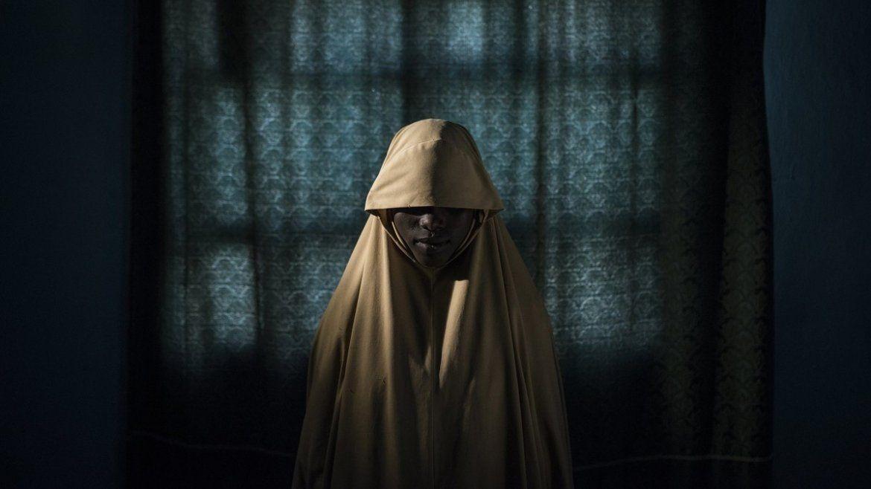Retrato de Aisha