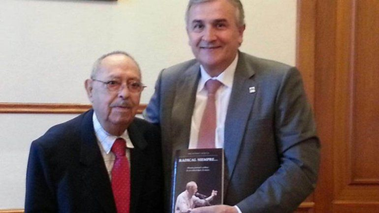 Falleció Próspero Nieva, dirigente histórico de la UCR de Jujuy