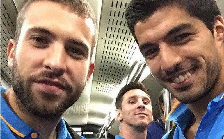 Tres formas de superar dificultades, el gif protagonizado por un argentino, un uruguayo y un español