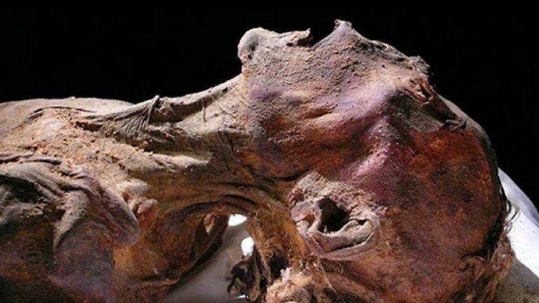 Escalofriante: después de 3 mil años, se resolvió el misterio de la Momia que grita
