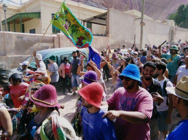 Gustavo Santos: El carnaval de Jujuy genera una experiencia cultural y humana realmente única