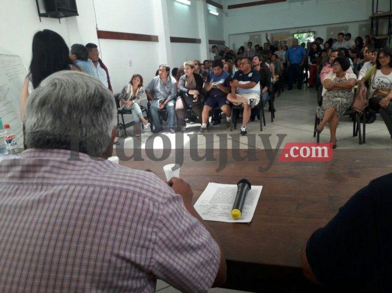 Docentes se reúnen hoy para definir el inicio de las clases en Jujuy