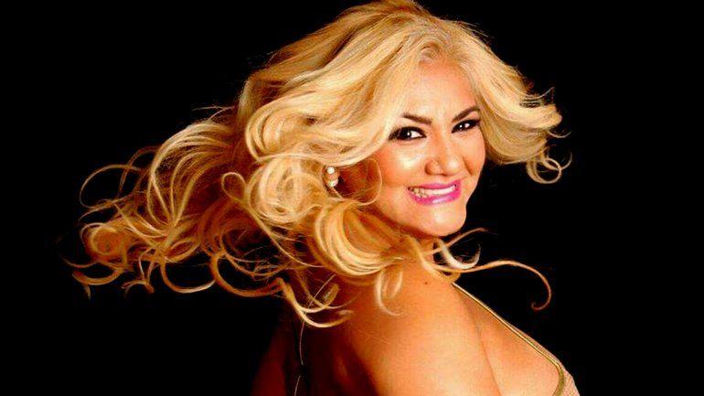 Gladys La Bomba Tucumana volvió a calentar las redes con una foto en corpiño
