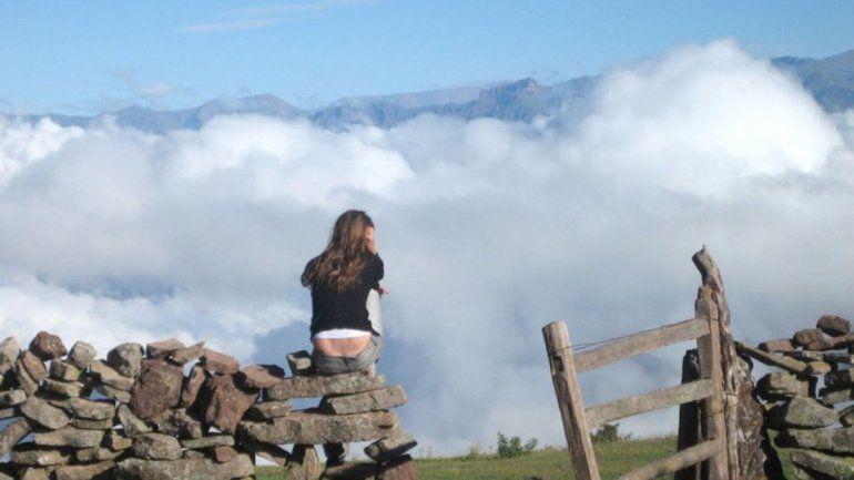 Alto Calilegua, el pueblo donde nacen las nubes que parece de fantasía