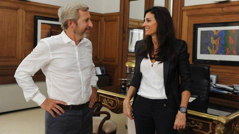 ¿Se suma a la política? Se vio a una famosa deportista almorzando en la Casa Rosada