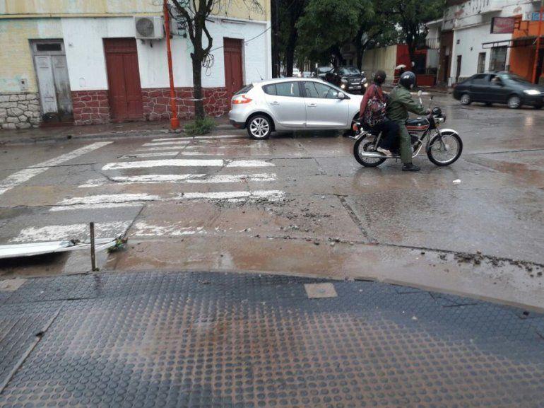 El Servicio Meteorológico alerta por fuertes tormentas para Jujuy