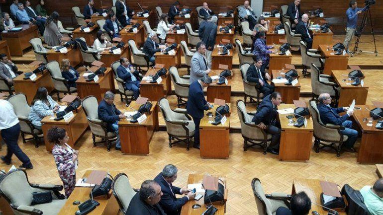 Foto ilustrativa: Sesiones ordinarias - Legislatura Jujeña