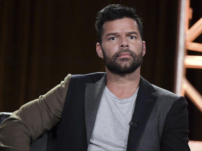 Ricky Martin publicó un adelanto de Fiebre y levantó temperatura en Instagram