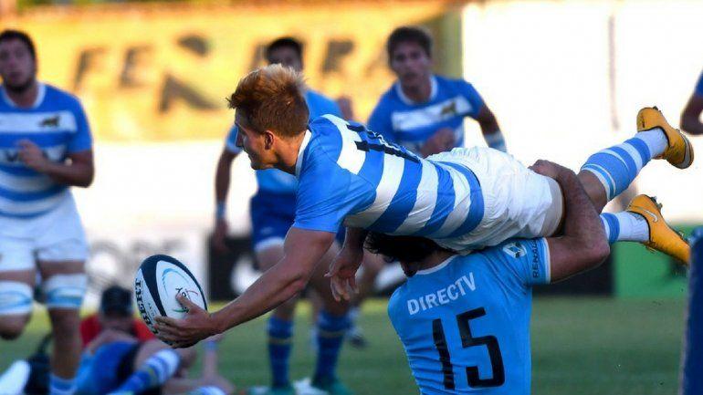 Americas Rugby Championship: Argentina XV recibe a Canadá en el 23 de Agosto