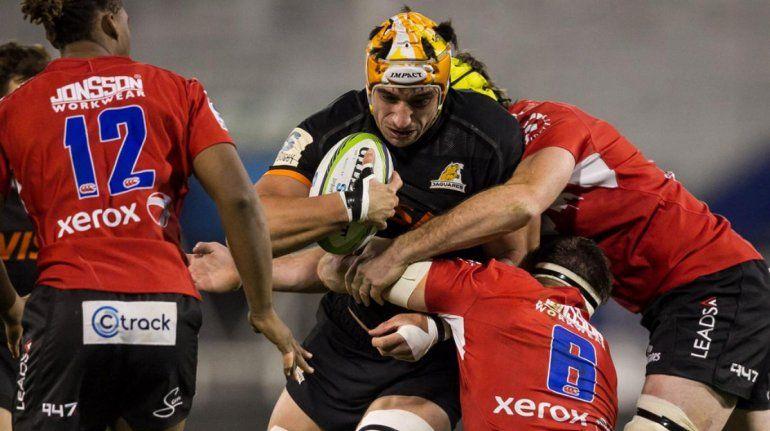 Otra dura derrota para los Jaguares ante  Lions de Sudáfrica