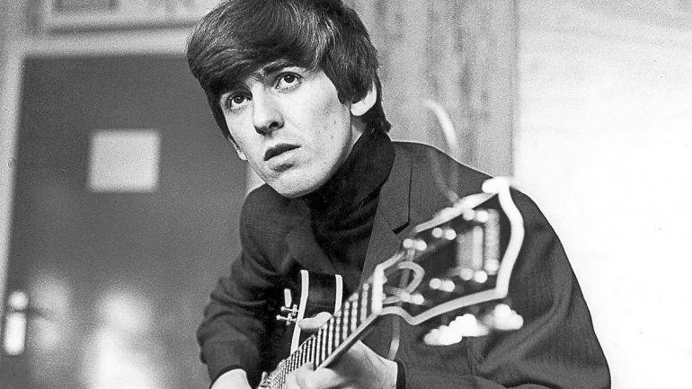 George Harrison, el Beatle que demostró que la perseverancia se lleva la corona