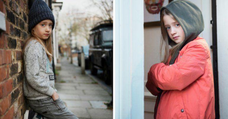 Esta niña pidió a Zara ser su modelo masculina: así le respondió la marca