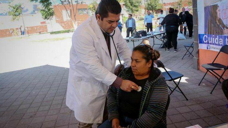 Reforma de salud: en tres días los médicos irían a atender a los barrios