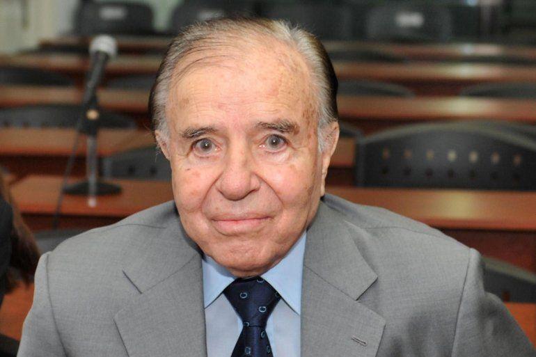 Carlos Menem fue absuelto en la causa por el tráfico de armas a Ecuador y Croacia