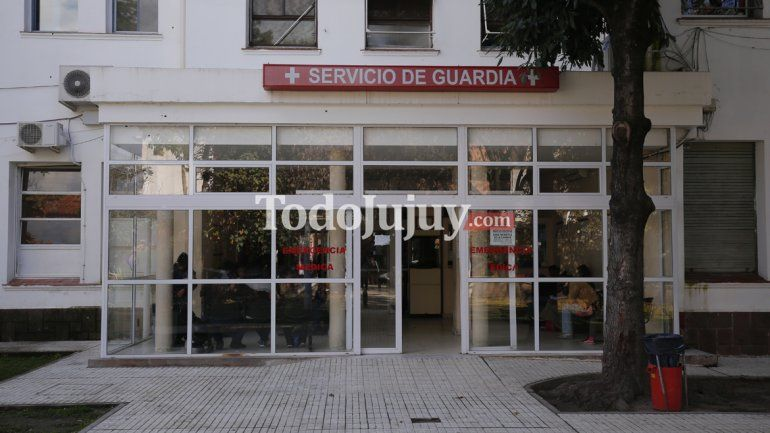 Guardia del Hospital Soria