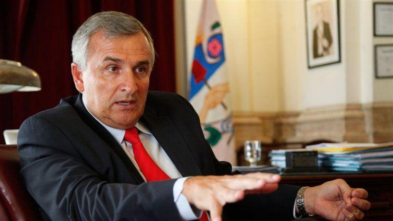 Gerardo Morales: El primer denunciante de la Megacausa soy yo