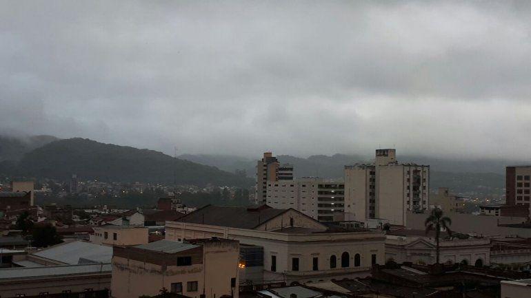 Volvió la lluvia para quedarse: sigue la alerta por tormentas en Jujuy