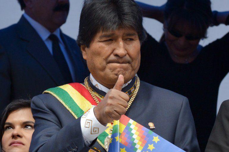 Evo Morales: Hermanos argentinos no se preocupen, somos de la Patria Grande
