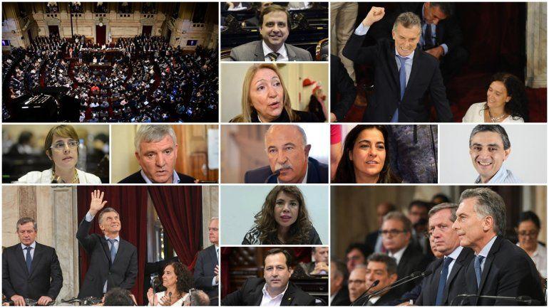 Macri inició las sesiones en el Congreso y los legisladores jujeños opinaron