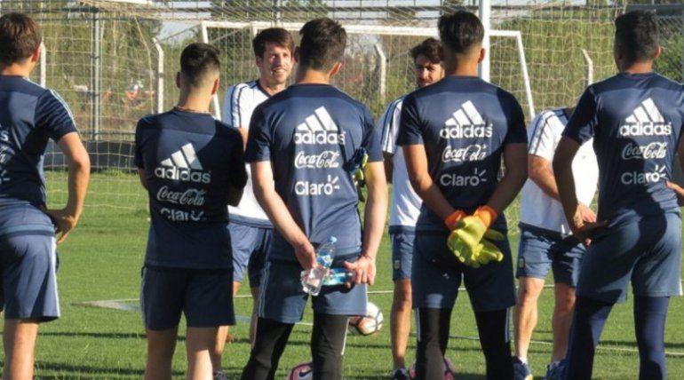 Una promesa de las divisiones inferiores de Gimnasia convocado a la selección