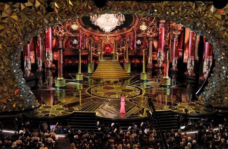 Mirá los mejores look de los famosos en la fiesta de Hollywood