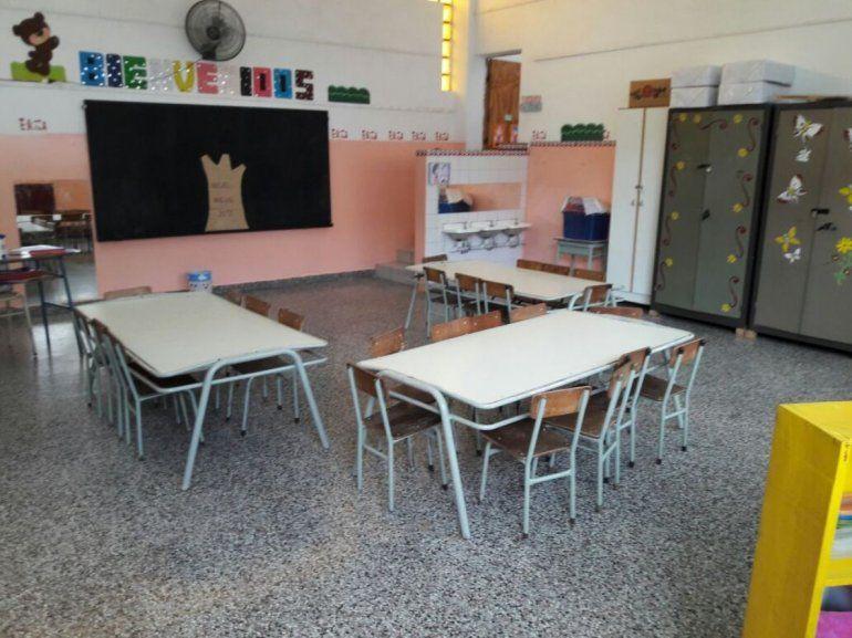 El paro nacional docente afecta a más de 5,5 millones de alumnos en todo el país