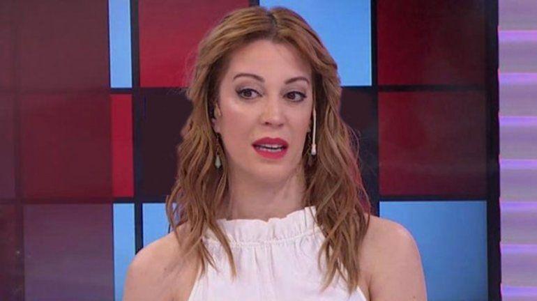 Miriam Lanzoni se enteró de una infidelidad por un video de WhatsApp y sostuvo: Se cagó en todo