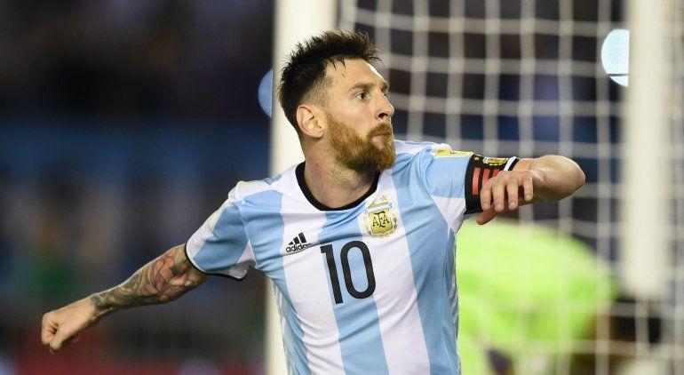 A 100 días, enterate cuándo y a qué hora juega Argentina contra Islandia, Croacia y Nigeria