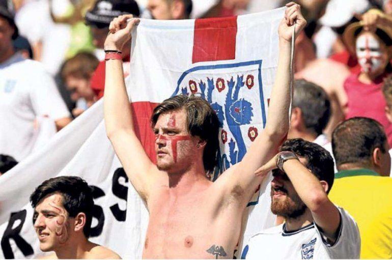 ¿Inglaterra se baja del mundial de Rusia?