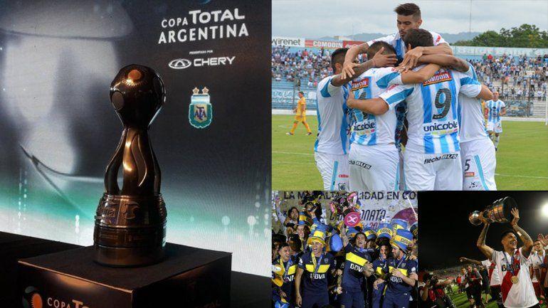 Rivales confirmados: Gimnasia con Almagro, River va con Central Norte y Boca contra Alvarado